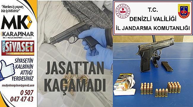 5 farklı suçtan aranan şahıs JASAT'tan kaçamadı