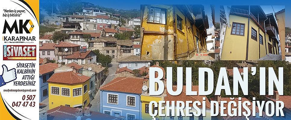 Tarihi konaklar ve sokaklar turizme hazırlanıyor