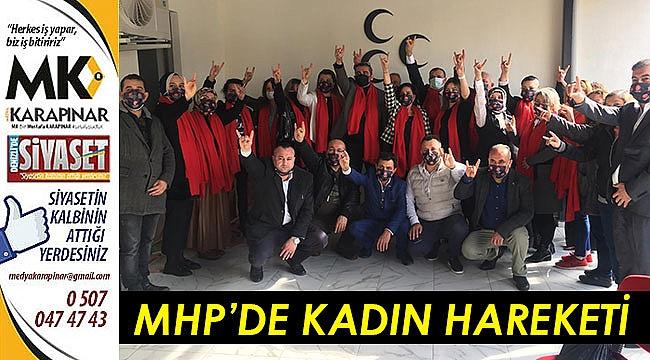 MHP'de kadın hareketi