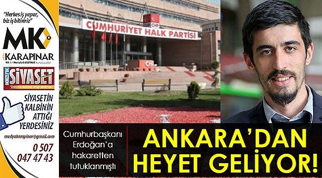 Ankara, Odabaşıoğlu için geliyor