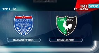 Denizlispor 1 puanla dönüyor