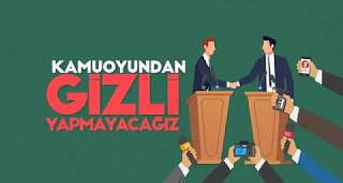 """Saadet Partisi; """"Denetim Raporlarını Milletten Kaçırmayacağız!"""""""