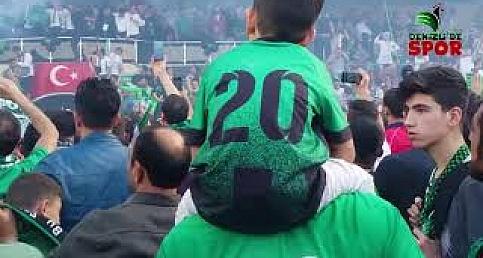 Denizlispor Süper Lig'de